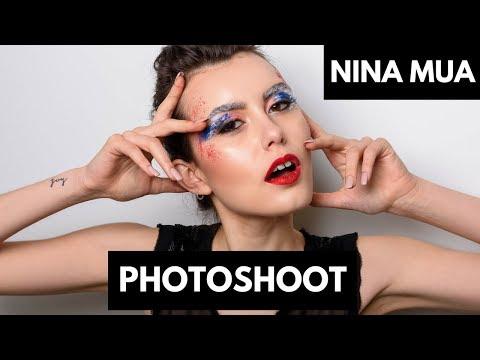Graduation Photoshoot - Extensive 5-Week Makeup Program - Nina Mua