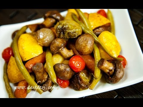 Roasted Veggies (Healthy) Recipe