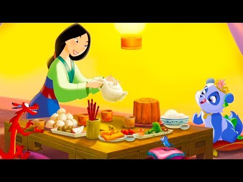 Disney Princess Pets from Disney Central Part 3 - Blossom's Stories 1