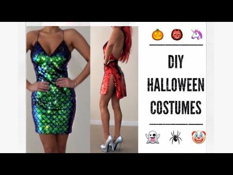 DIY easy halloween costume ideas | fashion Nova | BeeisforBeeauty