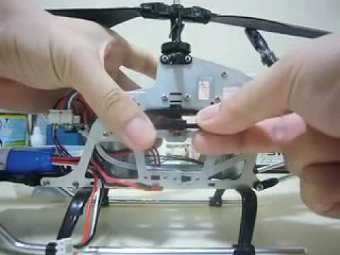 How to Repair Your R/C Helicopter That Won't Fly (Double Horse 9053 Volitation)