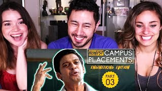 AIB: HONEST ENGINEERING CAMPUS PLACEMENTS | Part 3 | Reaction