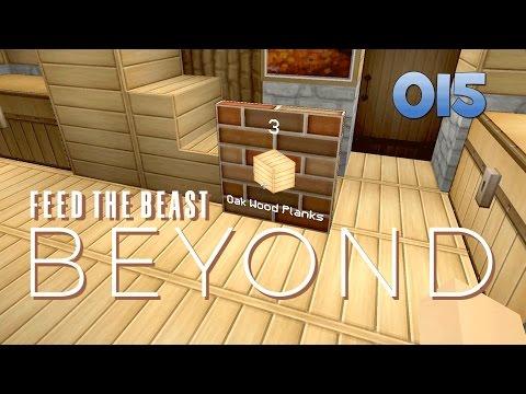 FTB Beyond [015] – mehr Energie für die Quarry – YABBA Item Barrel
