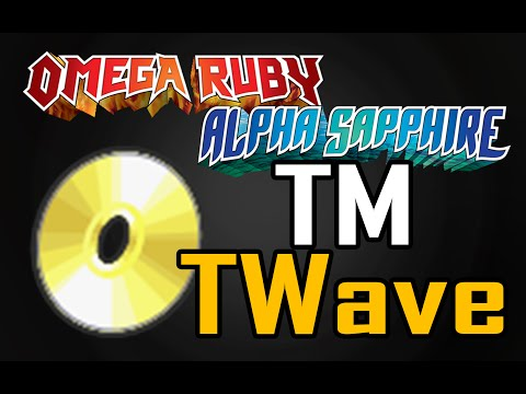 Thunder Wave, Hone Claws, Struggle Bug, Confide TM Location 【Pokemon Omega Ruby Alpha Sapphire】