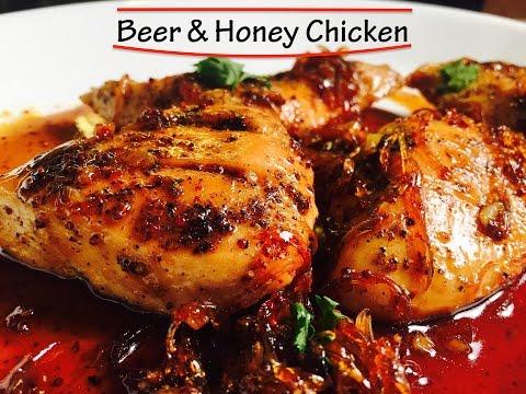 Honey Beer Chicken
