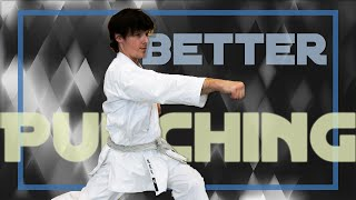 André Bertel | Budo Karate | More effective and better punching