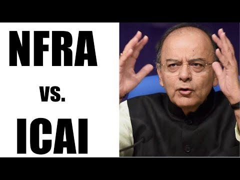 NFRA Vs. ICAI | NFRA Is Coming This Month | What will happen to ICAI now?