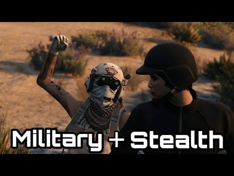 GTA 5 | Military Outfits