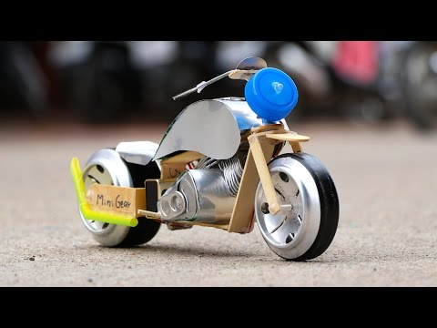 Custom Harley Davidson DIY - 2017 Superbike Mini Gear