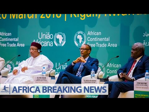 South Africa & Nigeria Refuse to Sign The African Free Trade Deal