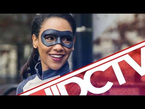 #DCTV: Iris West Becomes a Speedster + New Black Lightning & iZombie
