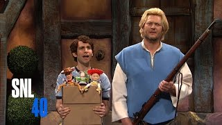 Cut For Time: Disney Characters (Blake Shelton) - SNL