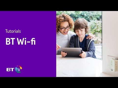 How to connect to BT Wi-Fi