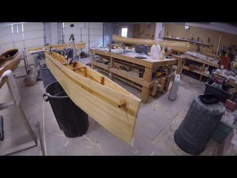 Stand Up Paddle Catamaran Build Part 6, Enclosing the Pontoons