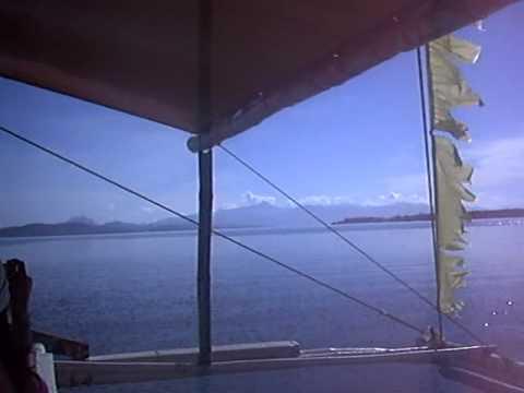 Going to snake island, palawan (06-27-09)