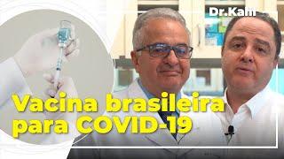 Vacina brasileira para COVID-19
