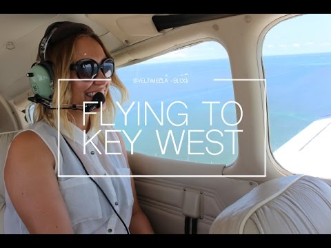Flying to Key West by Siveltimellä | ParisRio Travel Channel