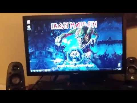 Switch from PC to HDMI XBOX ONE tutorial