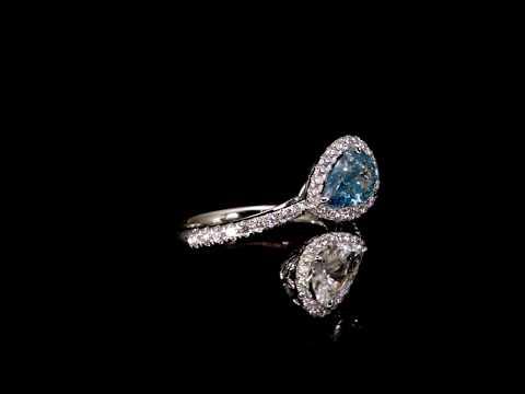 Toi Et Moi Fancy Diamond Ring