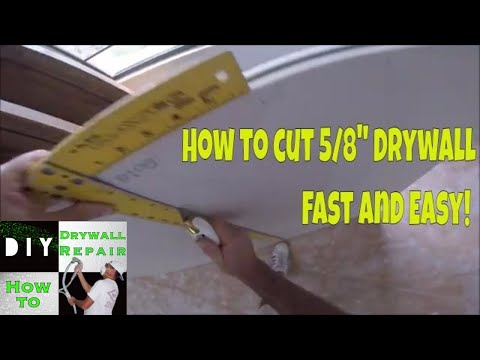 How to cut 5/8