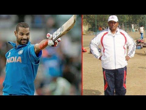 Cricket Coach Tarak Sinha: ये हैं धवन को स्टार क्रिकेटर बनाने वाले कोच, आज कर रहे क्लर्क की जॉब