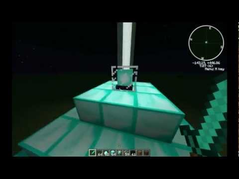 How to make a Beacon + Summon & Defeat the Wither (Minecraft 1.4 Tutorial)