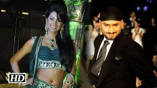 Grand Wedding: Harbhajan Singh with Geeta Basra