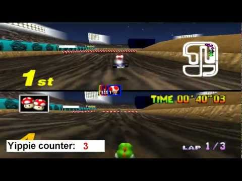 Mario Kart 64 - Funniest Moments