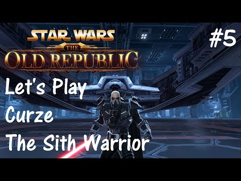 Let's Replay SWTOR: Sith Warrior Part 5 [The Ancient Lightsaber]