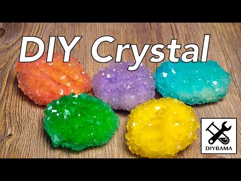 DIY Crystal at Home (1) - Alum