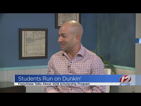 Deadline approaching for Dunkin' Donuts scholarship