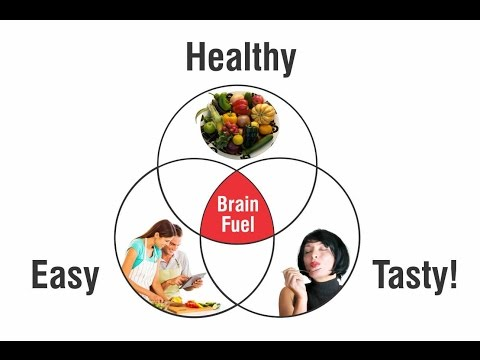 Brain Fuel Book Introduction Video