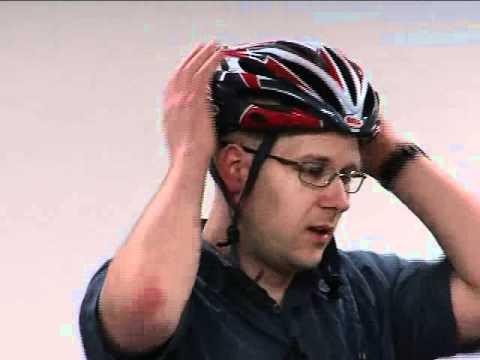 Proper Bike Helmet Fitting