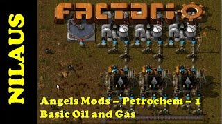 Factorio Angels Mods Tutorial - Smelting 1 - Efficiency and
