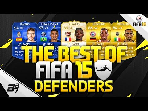 FIFA 15   THE BEST DEFENDERS w/ BOATENG