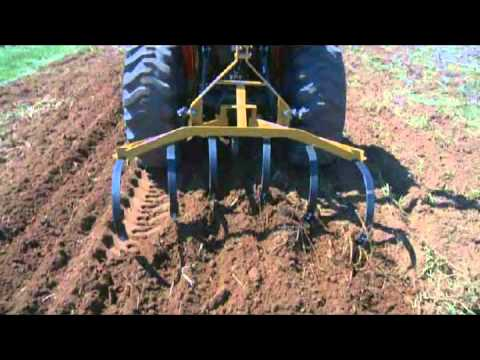 KingKutter C Tine Cultivator
