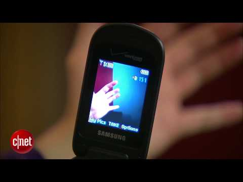 First Look: Samsung Gusto 2 makes clear calls (Verizon Wireless)