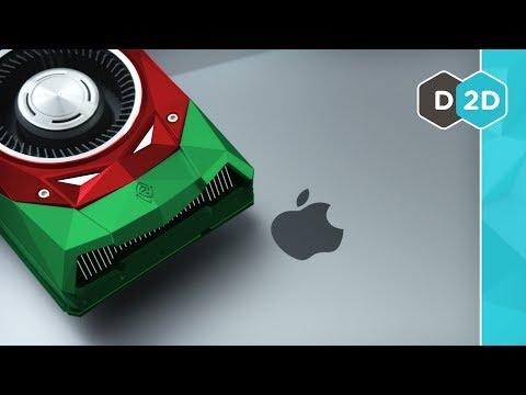 MacBook Gaming Still Sucks - GTX 1080 + macOS