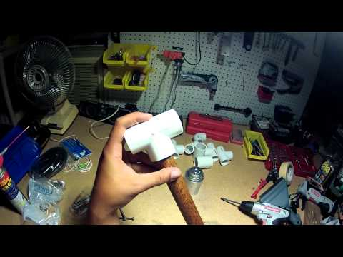 DIY How to Make a Stake Out Pole Anchor for Kayaks