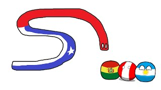 Why Chile is so long?