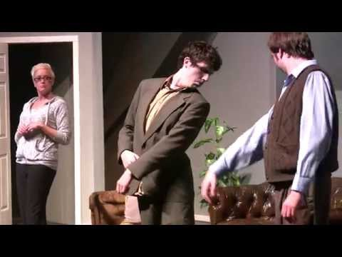 Boeing Boeing Rehearsal Trailer - Attic Theatre
