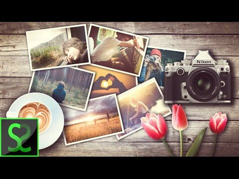 How to Create Photo Collage Poster in Photoshop | Photoshop tutorial