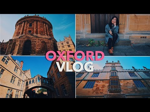 Free Things To Do In Oxford, England | Day Trip From London Vlog