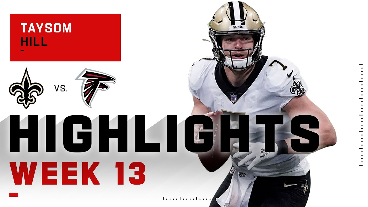 Taysom Hill Proves He Truly Is a QB w/ 2 Passing TDs | NFL 2020 Highlights