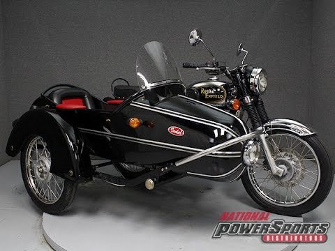 2012 ROYAL ENFIELD BULLET G5 DELUXE W/SIDECAR - National Powersports Distributors
