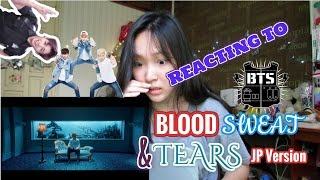 Meimei Reacting To Blood, Sweat And Tears/japanese Ver. By Bts