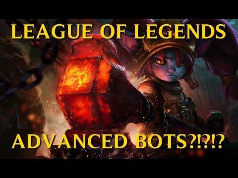 League of Legends - ADVANCED BOTS (April Fools Prank)