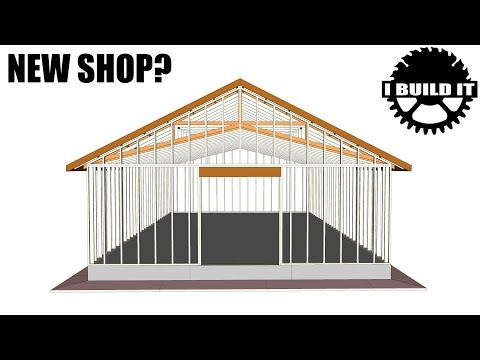 Shop TOO SMALL! Build New Or Build On?