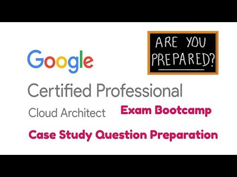 Google Cloud Platform Exam (GCP) Case Study Question Review google cloud platform certification