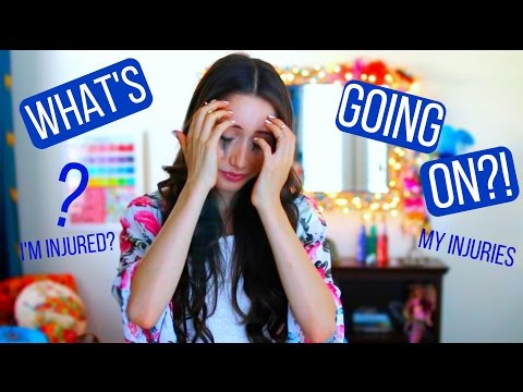 How to Deal with & Prevent Dance Injuries - My Injury Story